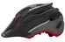 Alpina Carapax Flash Helm Juniors black-red-darksilver